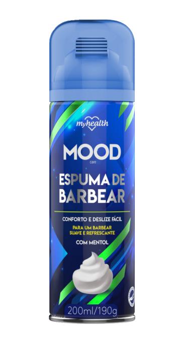 Espuma de Barbear Mood