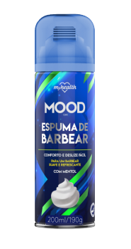 Espuma de Barbear Mood