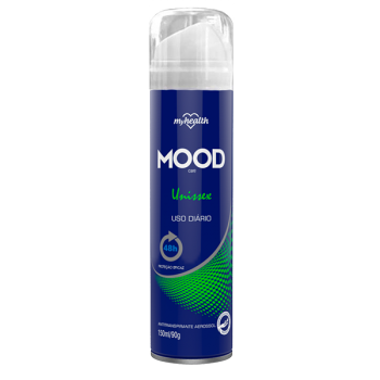 Antitranspirante Mood Unissex