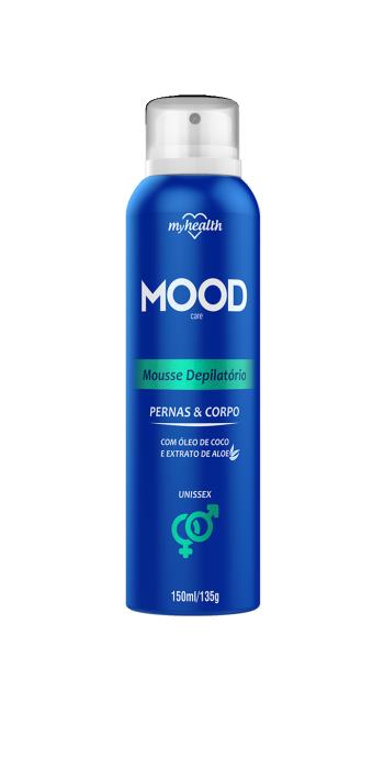 Mousse Depilatório Mood