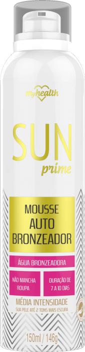 Mousse Autobronzeador Sun Prime