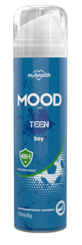 Antitranspirante Mood Care Teen Boy