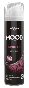 Antitranspirante Mood Care Feminino Sport