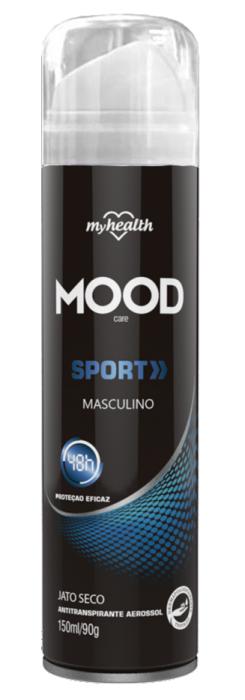 Antitranspirante Mood Care Masculino Sport