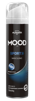 Antitranspirante Mood Care Masculino Sport