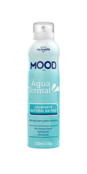 ÁGUA TERMAL MOOD CARE
