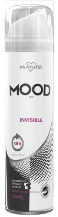Antitranspirante Mood Care Invisible