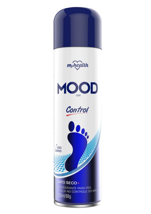 Desodorante para pés Mood Care Control