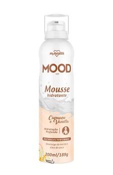 Mousse Hidratante cupuaçu e vanilla